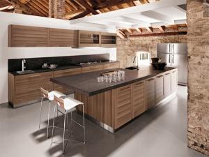 Создана новая кухня от бренда GeD Cucine