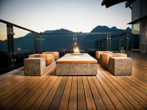 Бетонная мебель — стильно, надежно, практично