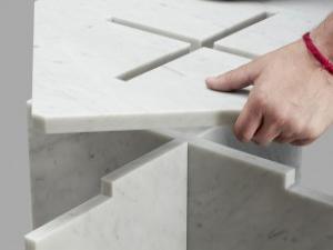 Джо Дусе представлены ультрасовременные столы-конструкторы