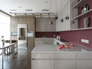Кухня от Leicht —сочетание красоты и функциональности