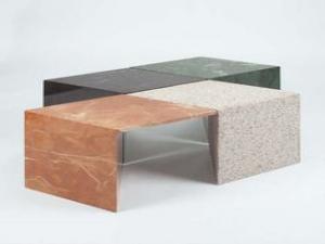 Студия AMOO создала коллекцию необычных столов