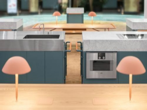 В Mall of Scandinavia сделают открытую кухню для мастер-классов поваров