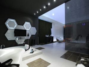 Мебель из искусственного камня для ванной
