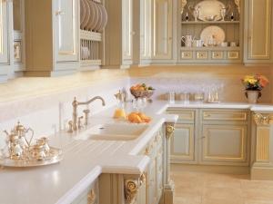 Cтолешницы Corian — успех любой кухни
