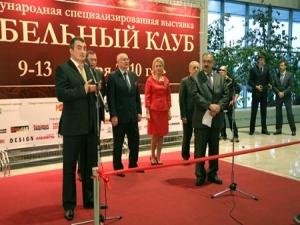 В октябре пройдет выставка «Мебельный клуб – 2011»