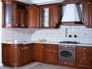 Хит сезона — кухонный гарнитур из бетона